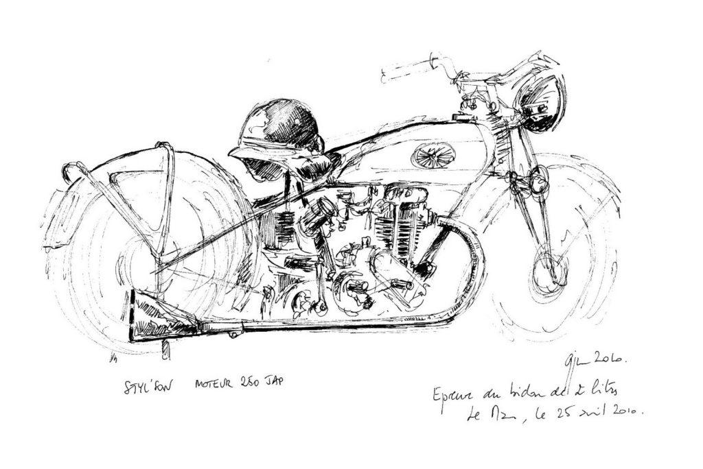 250cc Car