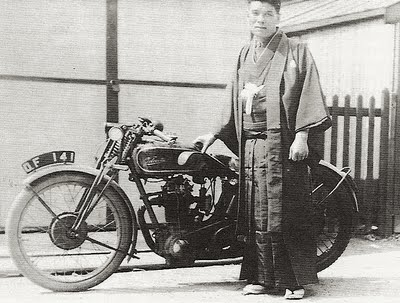 Japanese Motorcycles: the Early Days   The Vintagent