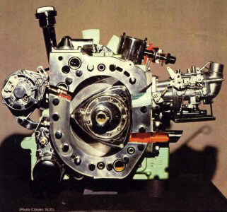 A Short History of Wankel Motorcycles | The Vintagent