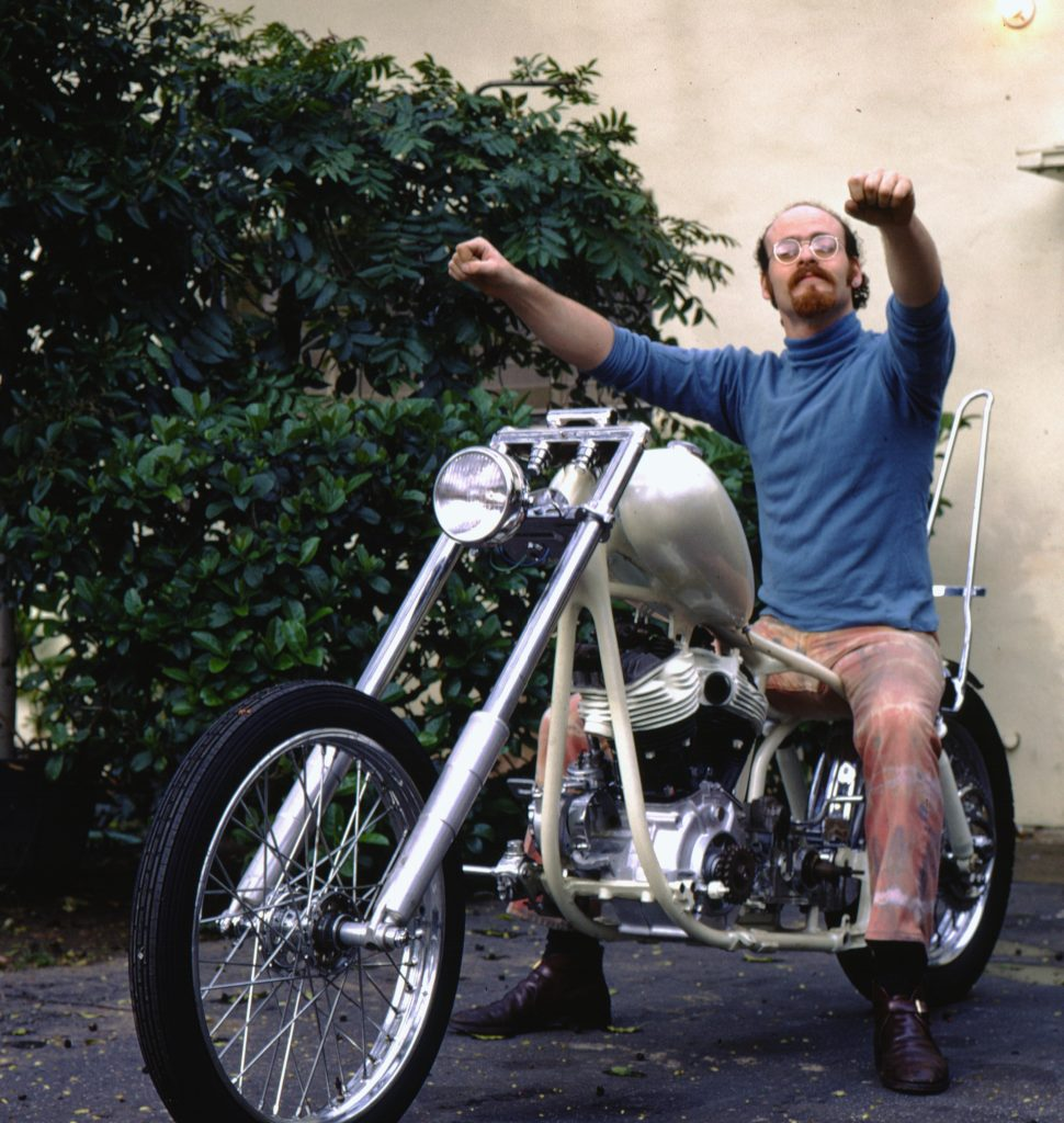 Cliff 'Soney' Vaughs and Easy Rider' | The Vintagent