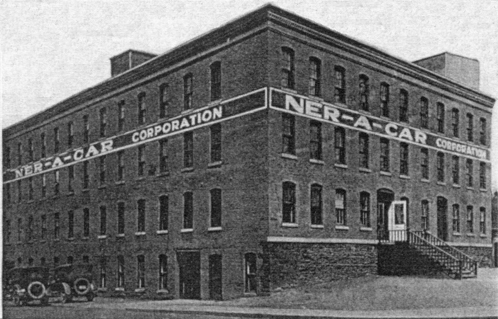 The American Ner A Car Factory In New York 1922 Motorcycle Illustrated April 13