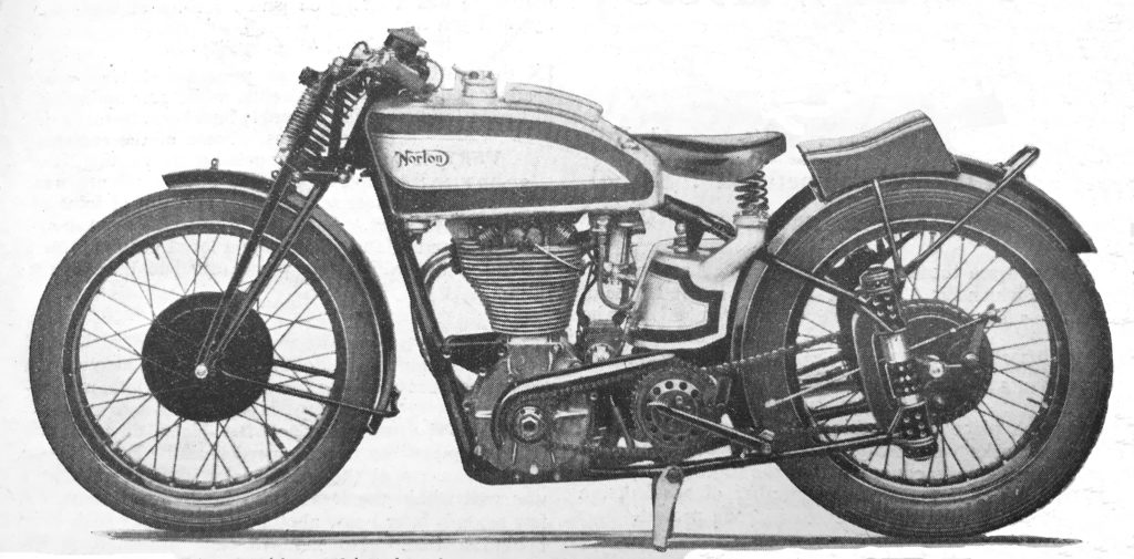 Whence Came the Swingarm Frame? | The Vintagent