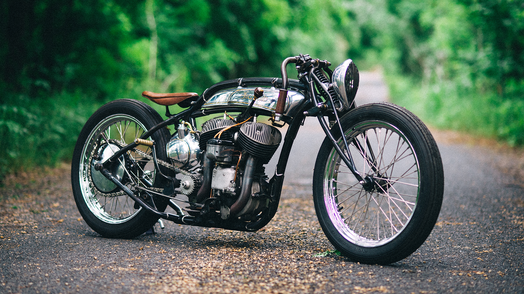 INDIAN SCOUT - Banner Image
