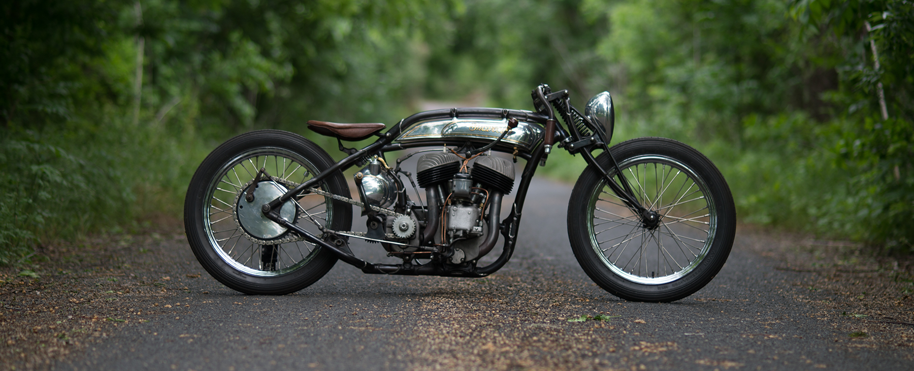 INDIAN SCOUT - Header Image