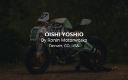 ŌISHI YOSHIO