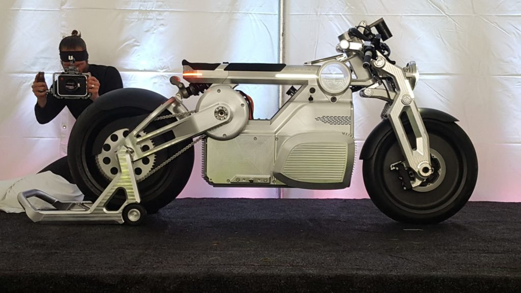 Curtiss Unveils The Mighty Zeus | The Vintagent