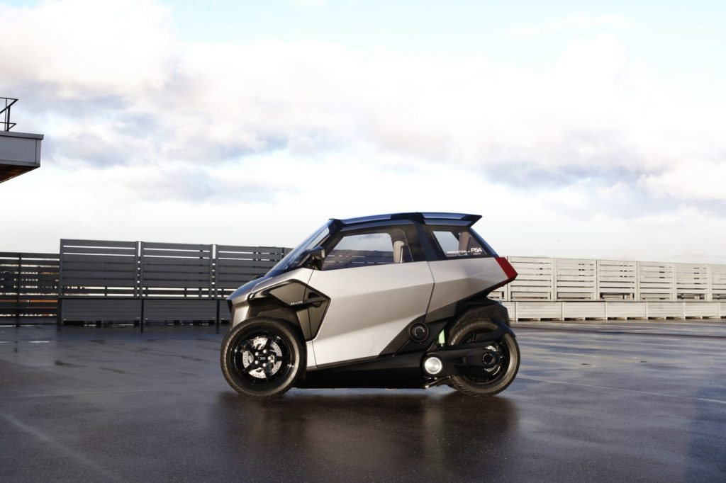 Are Tilting Vehicles the Future? | The Vintagent