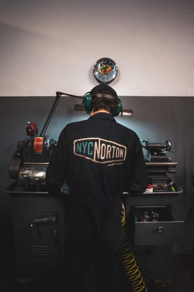 NYC Norton | The Vintagent