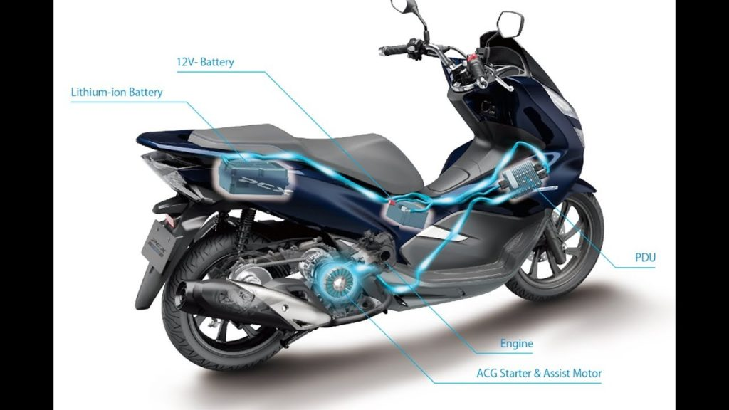 Where Are The Hybrid Motorcycles