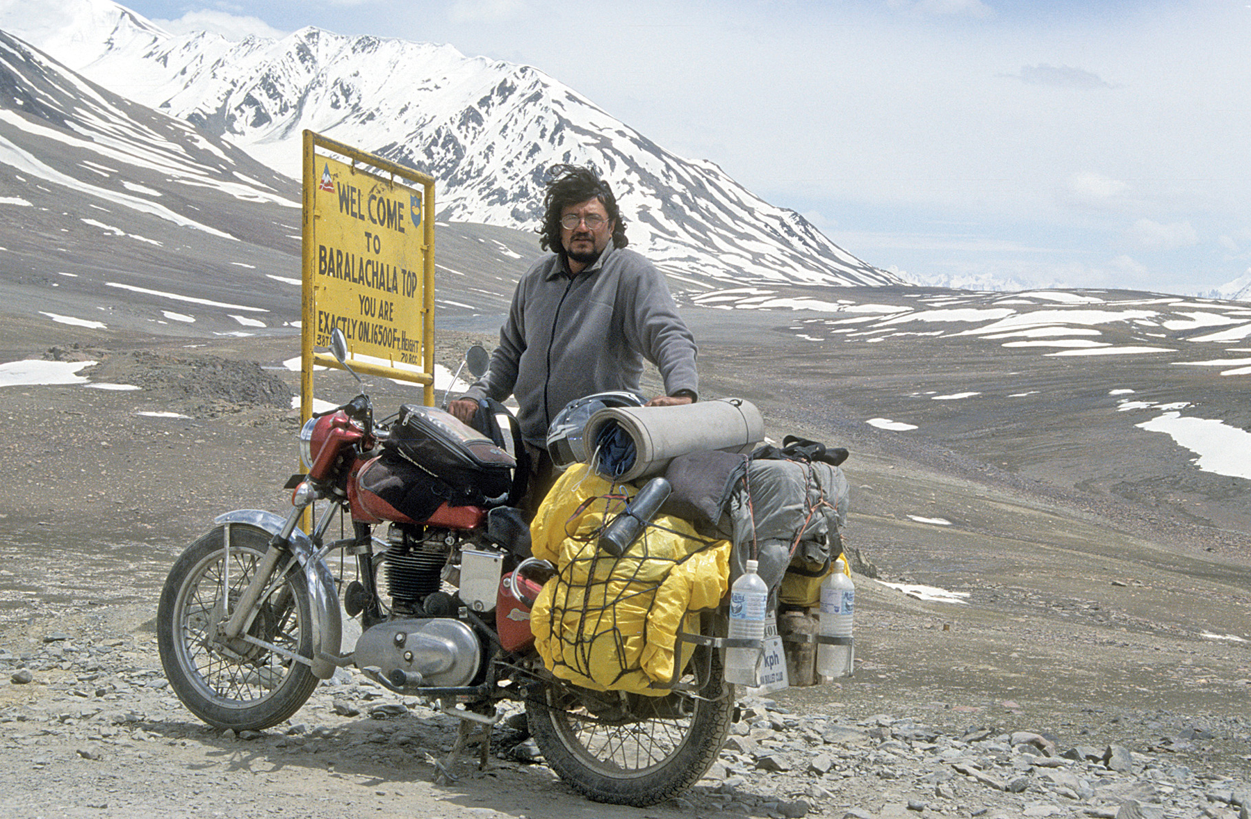 15 Best Travel Movies To Inspire A Bucket List; Riding Solo to the Top of the World